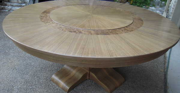 Table Before Delivery The Lazy Susan